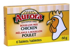 Aurora Bouillon Mix - Chicken