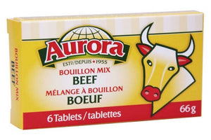Aurora Bouillon Mix - Beef