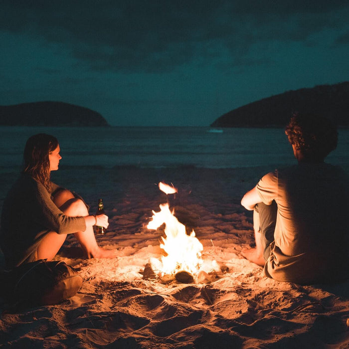 Bonfires and Beach days in the Summer