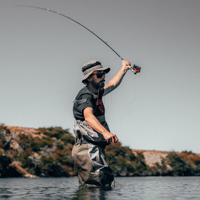 Choosing the right Clothing for Fishing