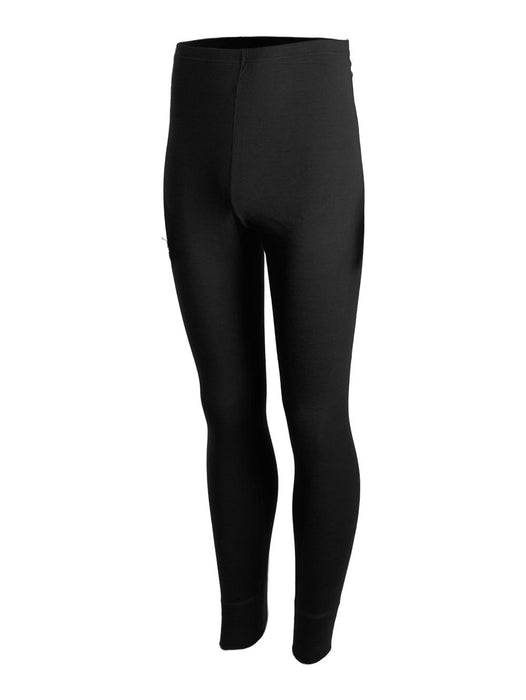 360 Degrees Polypro Bottom Thermals Black