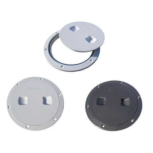 BLA 102mm PolyProp Inspection Ports