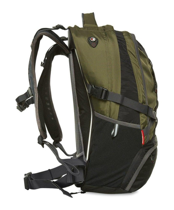Blackwolf Titanium 35L Day Pack Black