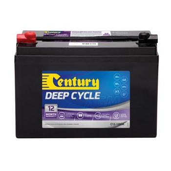 Century AGM C12-105DA Deep Cycle Battery
