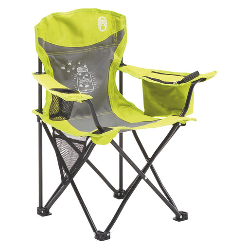 Coleman Quad Kids Fyre Chairs