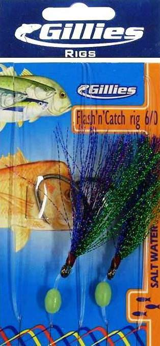 Gillies Flash N Catch Rigs