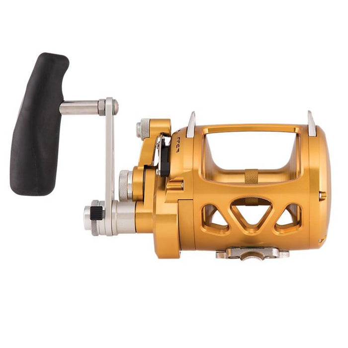 Penn International VISW Gold Overhead Reels