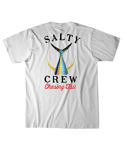 Salty Crew Tailed S/S White Tee Shirts