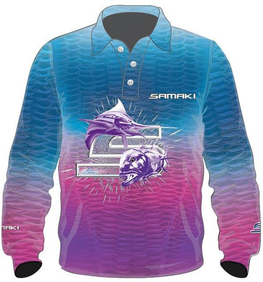 Samaki Dreamcatcher Jnr Fishing Shirts