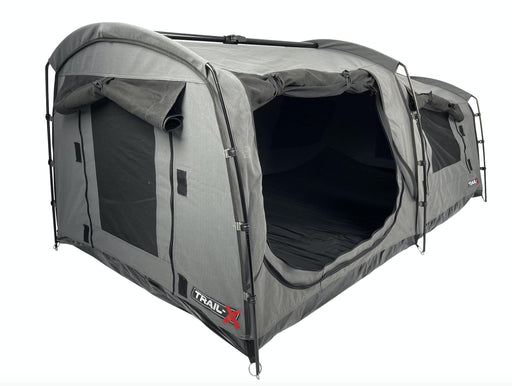 Trail-X O.G Deluxe Swags With 70mm Mattress & Canvas Carry Bag