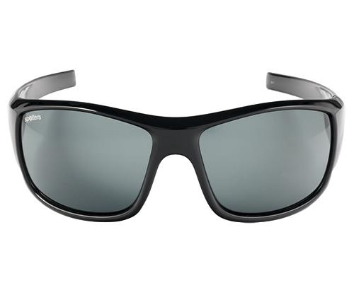Spotters Droid Gloss Black Frame Sunglasses