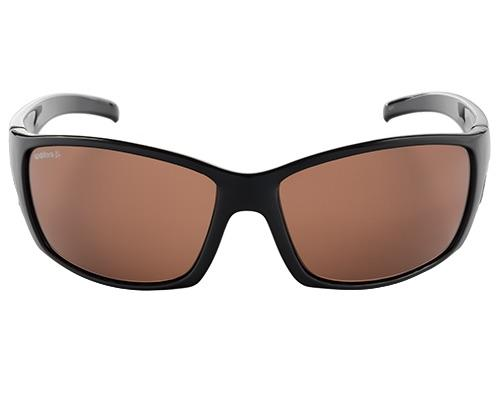 Spotters Fury Gloss Black Frame Sunglasses