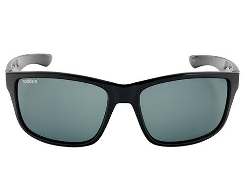 Spotters Rebel Matt Black Frame Sunglasses