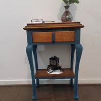 vintage Night Stand - SOLD