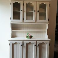 KITCHEN HUTCH- SOLD
