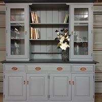 Kitchen buffet/ hutch-SOLD