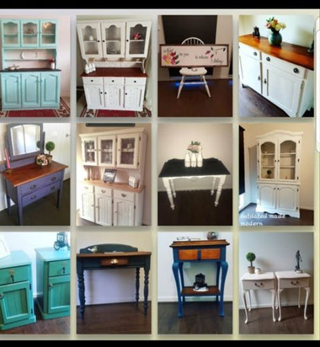 Painted Furniture _ Sold.