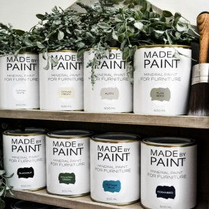 Made By Paint - Mineral Paint -32 Colours