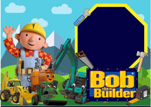 Load image into Gallery viewer, Bob the Builder Custom Invoice
