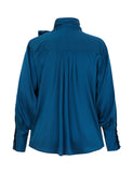 Allen Blouse Blue