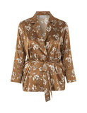 Betty Silk Blazer