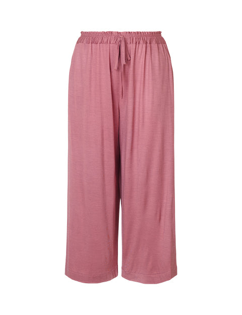 Ida Pants in Silk and Wool