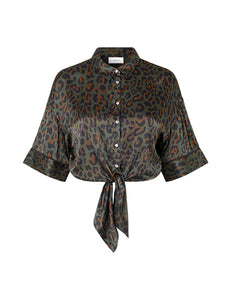 Aida Shirt in Silk