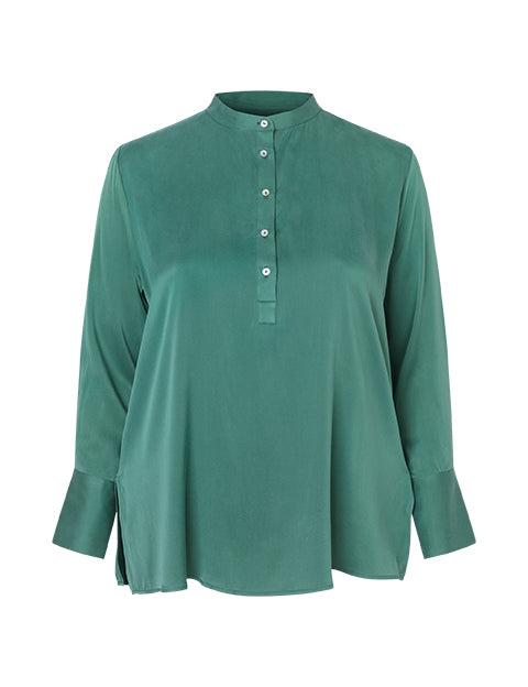 Amira Blouse in Silk