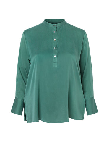 Amira Blouse in Silk - Open for pre-orders