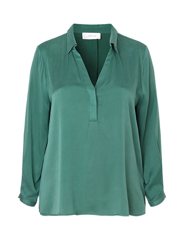 Agusta Blouse in Silk - Open for pre-orders