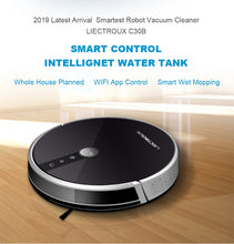 Load image into Gallery viewer, LIECTROUX C30B Robot Vacuum Cleaner