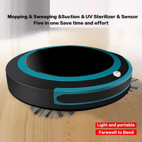 Hot Automatic Smart Vacuum Cleaner