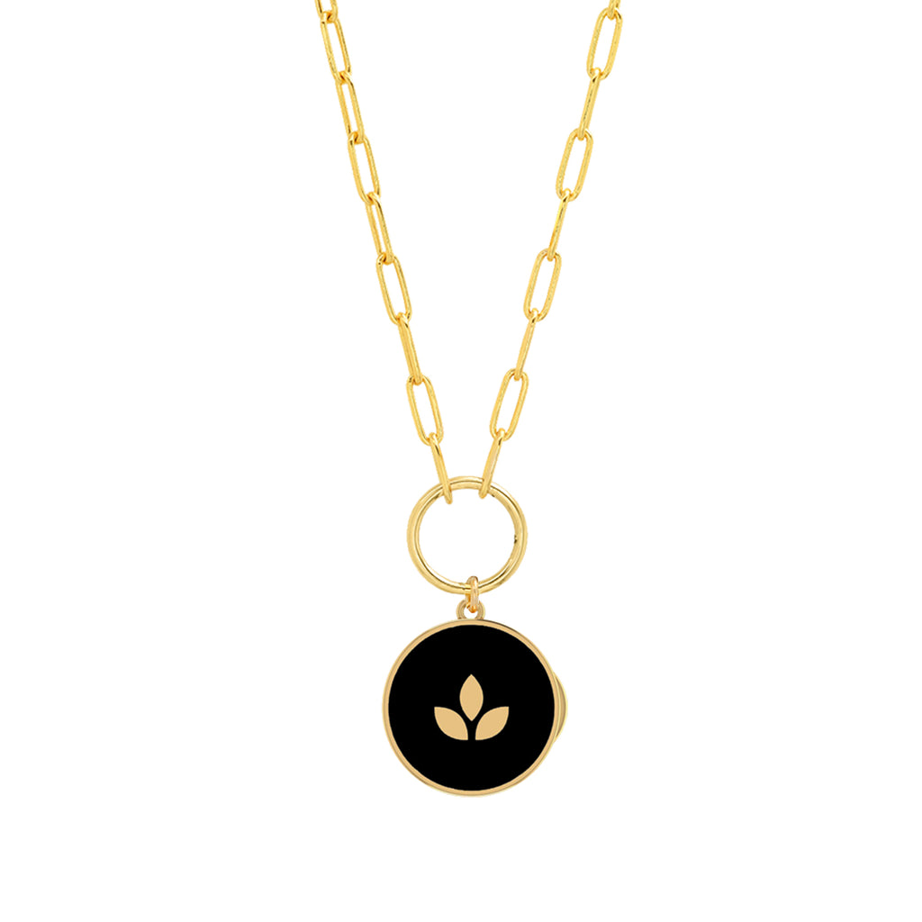 Wellness Classic Locket Necklace