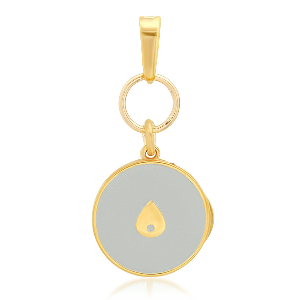 Empathy Locket Charm