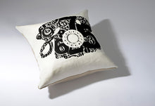 Screen Printed Telephone Cushion