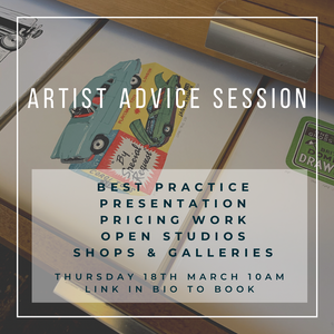 Artist Advice Session