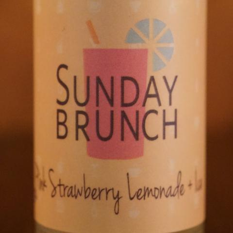 Pink Strawberry Lemonade on Ice by Sunday Brunch E-Liquids