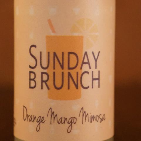 Orange Mango Mimosa by Sunday Brunch E-Liquids