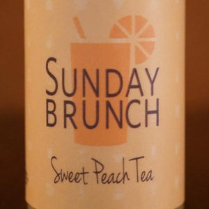 Sweet Peach Tea by Sunday Brunch E-Liquids