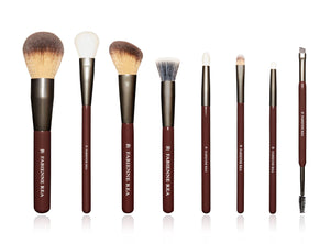 Fabienne Rea brush set (8 pennelli trucco)