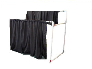 Puppet Stage (Bi-Level)  Puppets not included FREE FREIGHT *