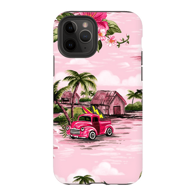 Pink Hawaiian iPhone 11 Series
