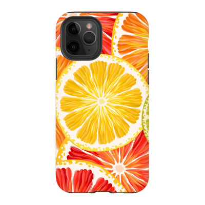 Citrus Orange iPhone 11 Series