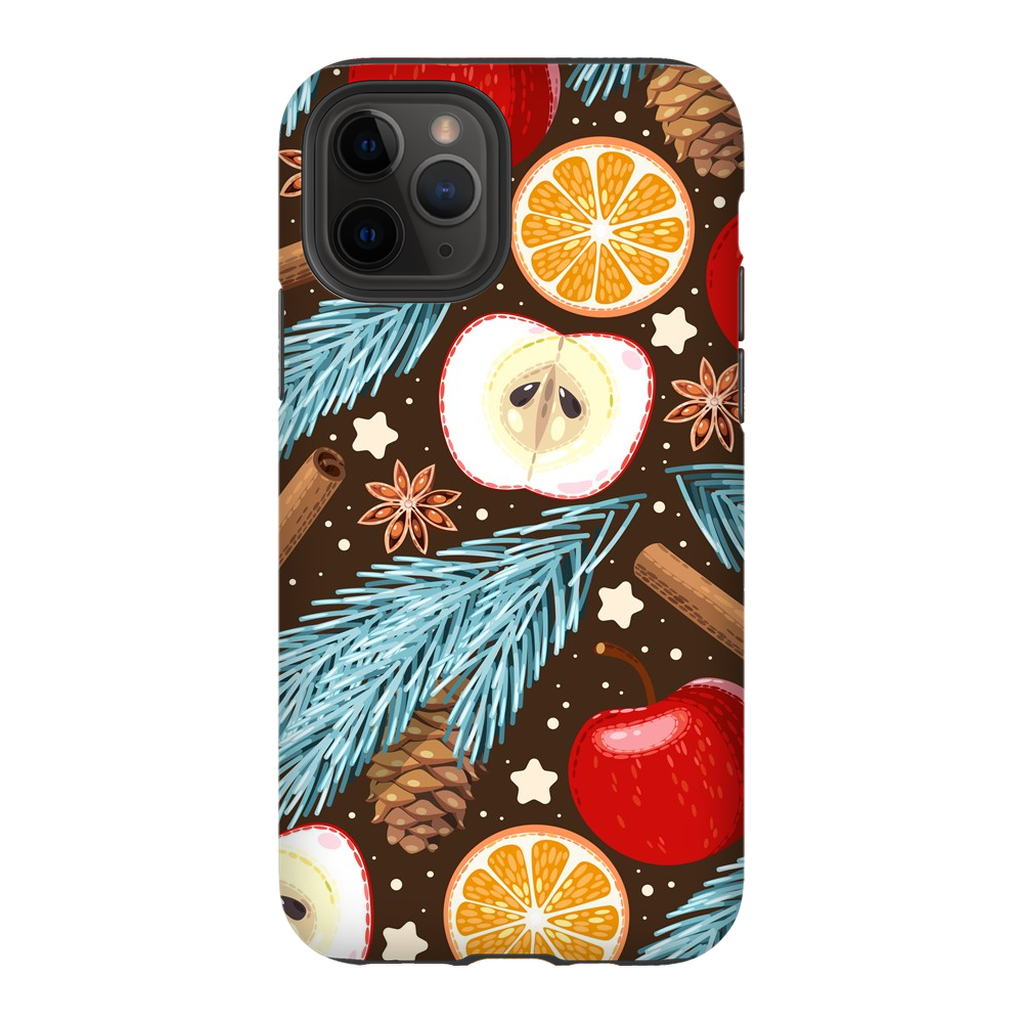 Christmas Spice iPhone 11 Series - Purdycase