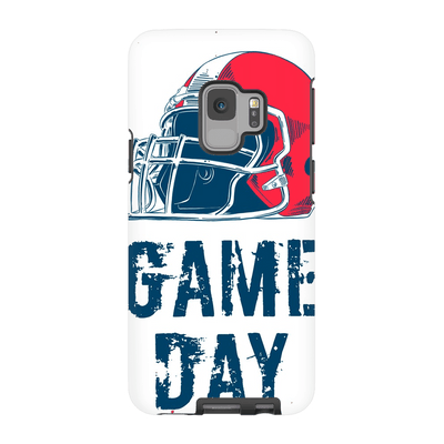 Football Game Day Galaxy S9 and S9 Plus Tough case