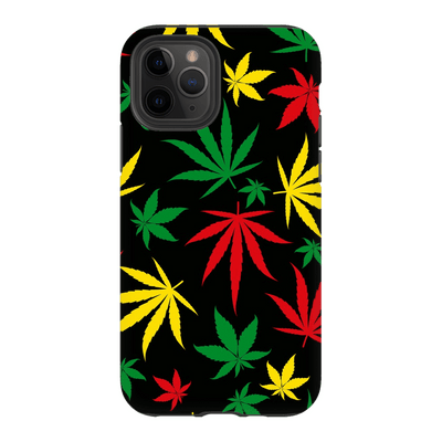 Cannabis iPhone 11 Series Tough Case