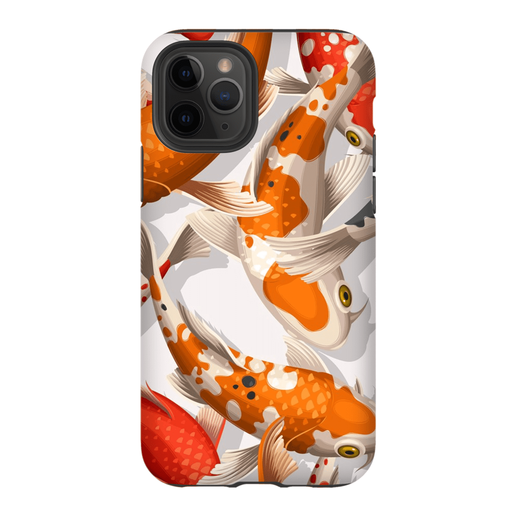 Koi Fish iPhone 11 Series - Purdycase