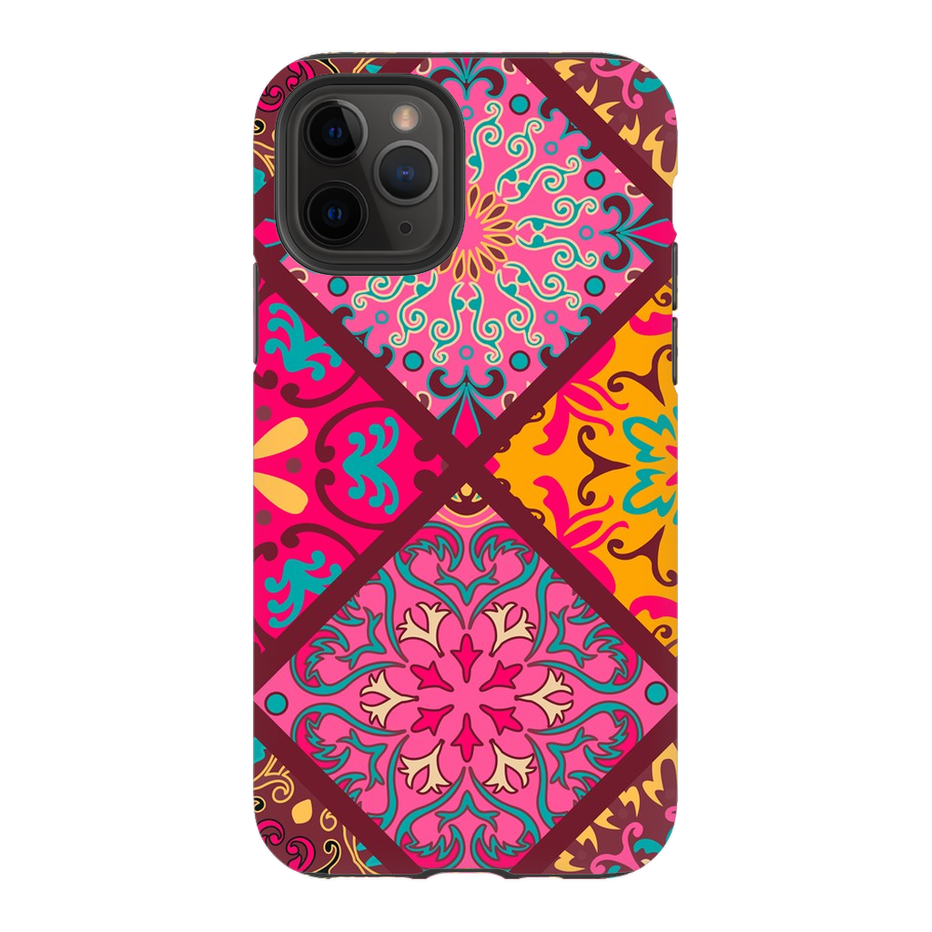 Hot Pink Mandala iPhone 11 Series - Purdycase