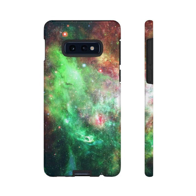 Green Space Galaxy 10 Series Tough Case - Purdycase
