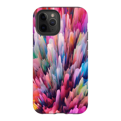 Explosion Abstract iPhone 11 Series Tough Case